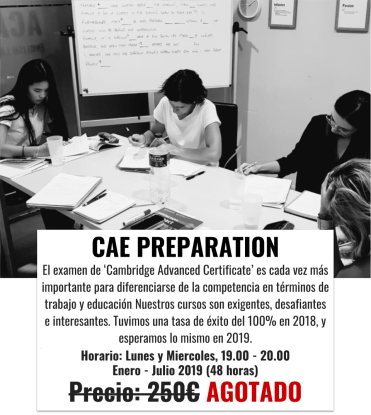 CAE 6 MONTH COURSE