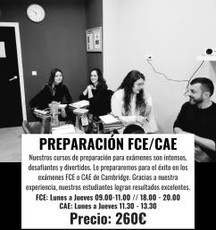 FCE CAE Summer