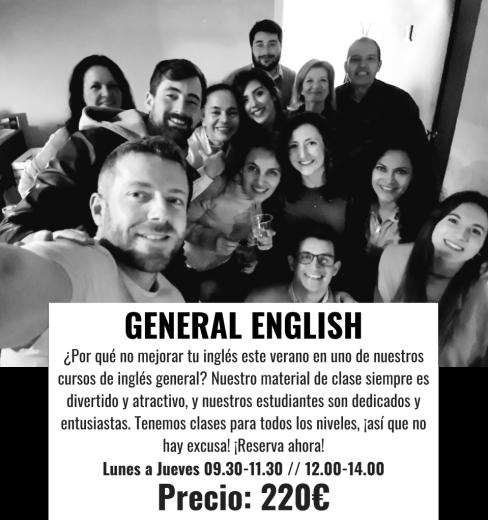 Summer General English